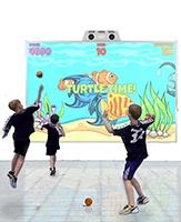 Multiball je interaktívna športová a herná konzola vytvorená pre interakciu medzi fyzickou aktivitou a digitálnymi hrami.